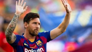 messi test anticovid barcellona